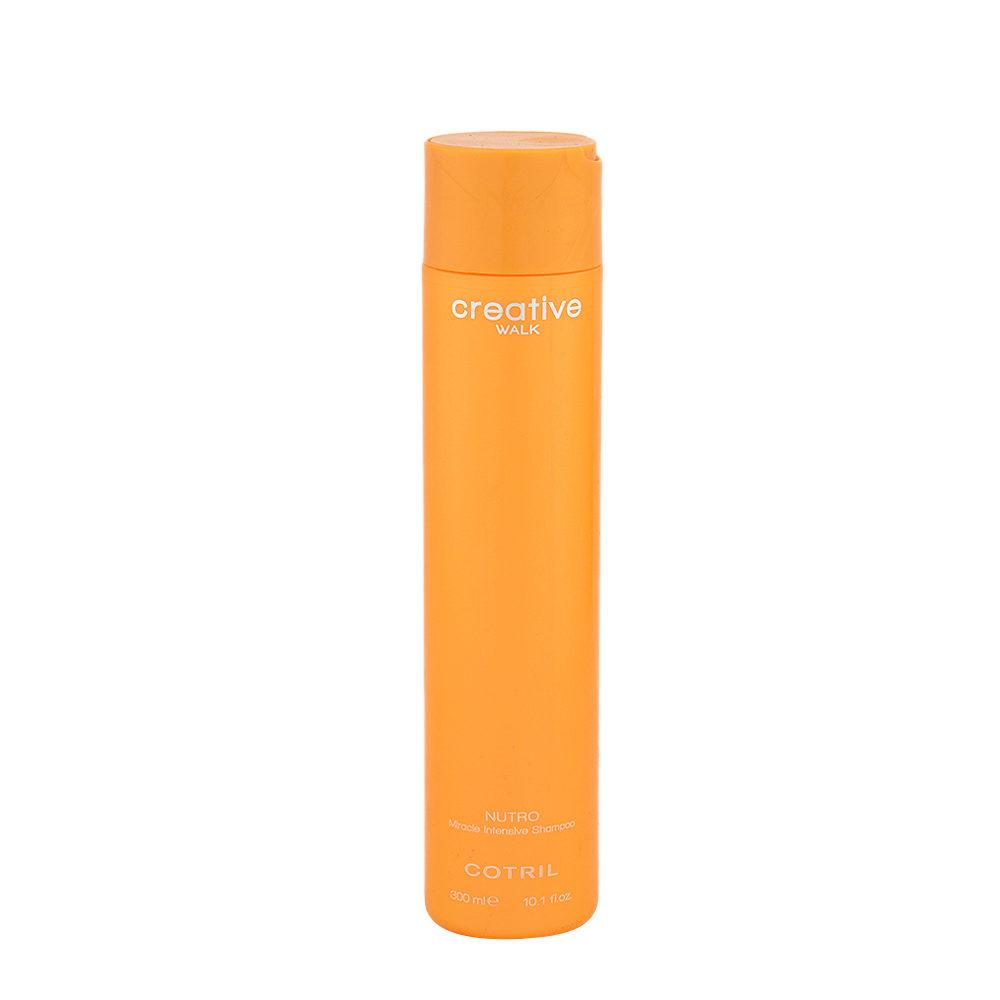 Cotril Creative Walk Nutro Miracle Intensive Shampoo 300ml - Nahrhaft