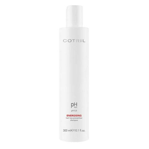 Cotril pH Med Energising Hair Loss Prevention Shampoo 300ml - Unisex-Absturzsicherung