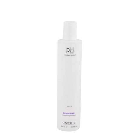 Cotril pH Med Densigenie Redensifying Shampoo 300ml - Verdünnendes Shampoo gegen Verdünnung