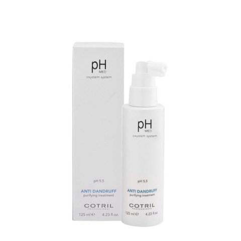Cotril pH Med Anti-Dandruff Purifying Treatment 125ml - Reinigende Anti-Schuppen-Lotion