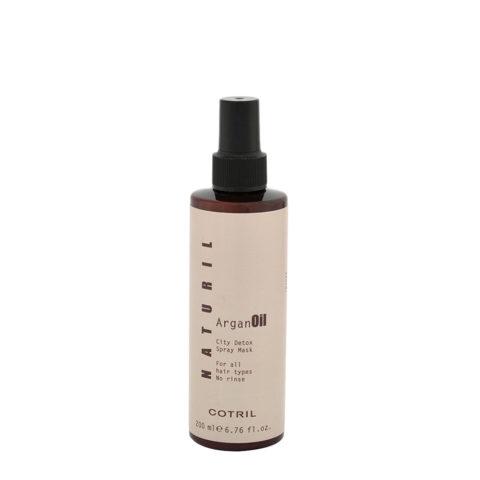 Cotril Naturil Argan Oil City Detox Spray Mask 200ml - Schutz gegen Umweltverschmutzung