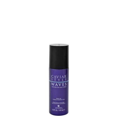 Alterna Caviar Style Waves Texture Sea Salt Spray 147ml - salzspray