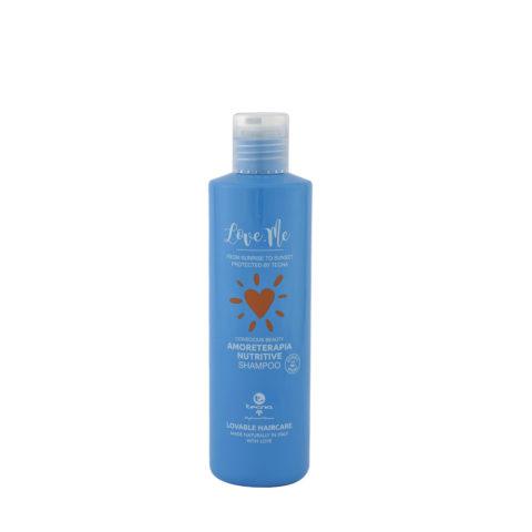 Tecna Sun Amoreterapia Nutritive Shampoo 250ml Anti Age Schutzshampoo