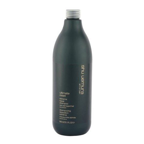 Shu Uemura Ultimate Reset Extreme Repair Shampoo 980ml - Extreme Regenerierendes Shampoo
