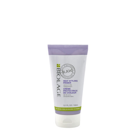 Biolage RAW Color Care Heat Styling Primer 150ml - Pre-frisur creme