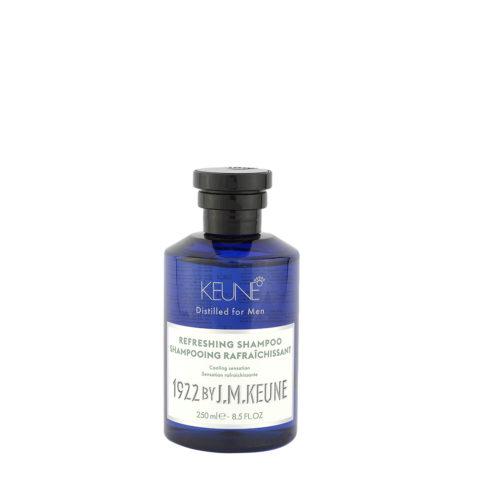 Keune 1922 Refreshing Shampoo 250ml - kühlendes Shampoo