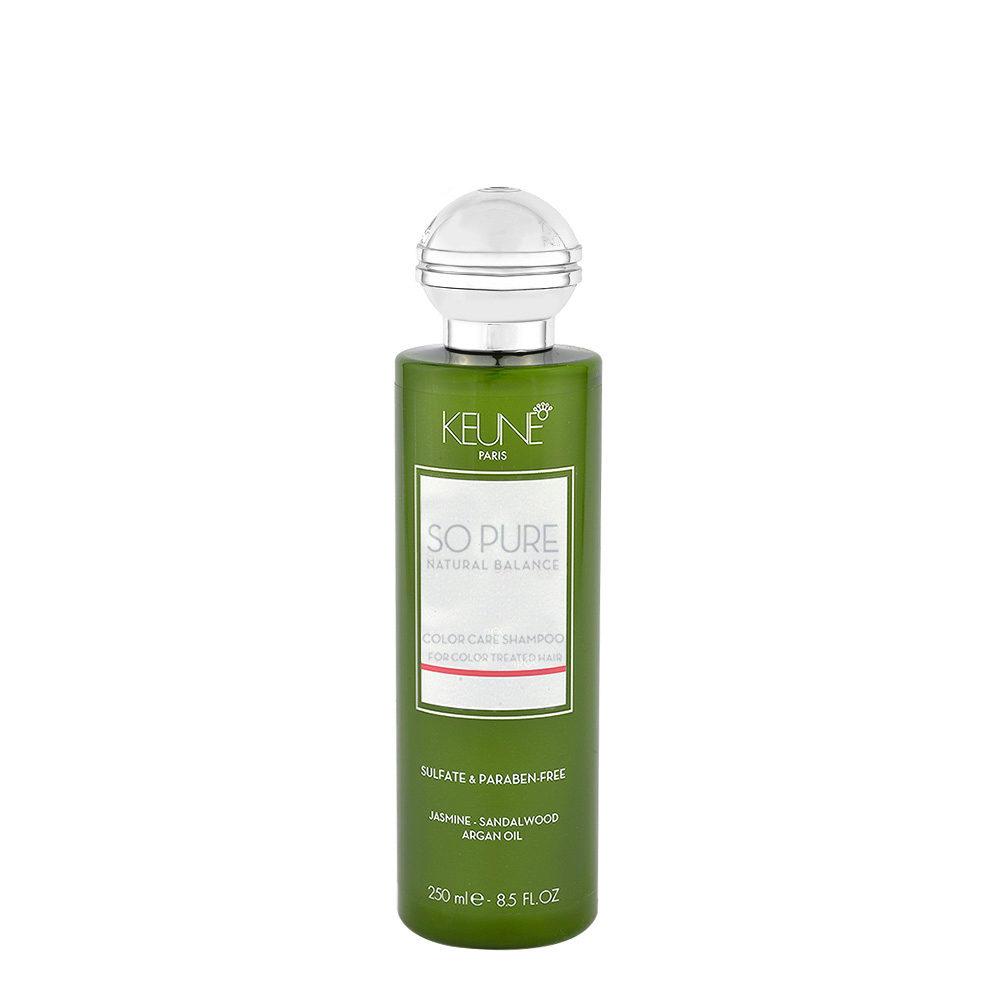 Keune So Pure Color Care Shampoo 250ml - Shampoo mit Farbschutz