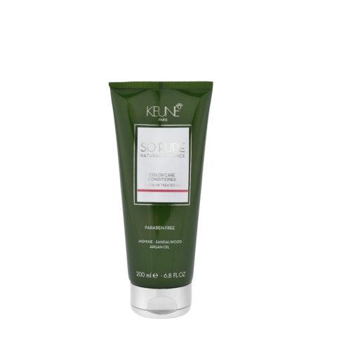 Keune So Pure Color Care Conditioner 200ml - Balsamo für gefärbte und behandeltes Haar