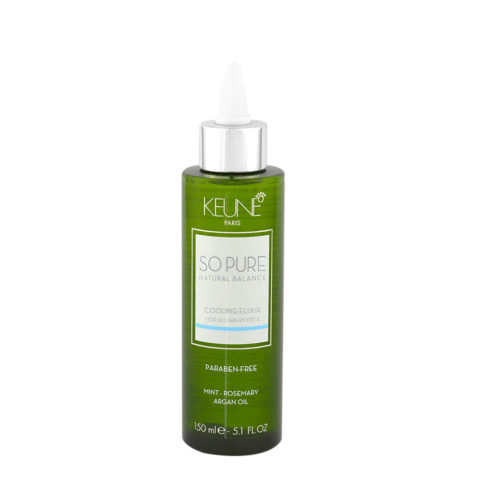 Keune So Pure Cooling Elixir 150ml - erfrischende Lotion