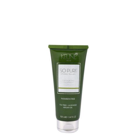 Keune So Pure Exfoliating Treatment 100ml - Peeling Behandlung gegen Schuppen