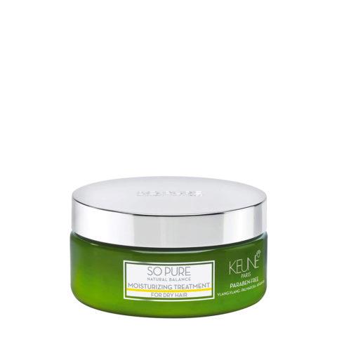 Keune So Pure Moisturizing Treatment 200ml - Befeuchtende Haarmaske