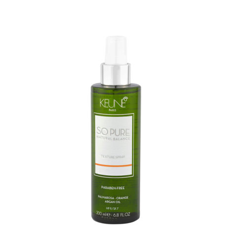 Keune So Pure Styling Spray 200ml - Non - aerosol Haarspray