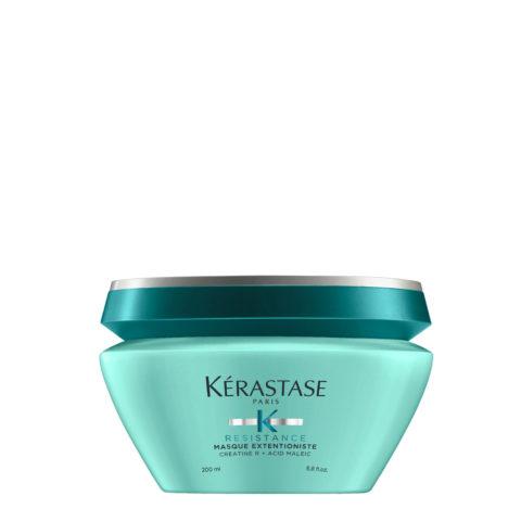 Kerastase Résistance Masque Extentioniste 200ml - Haarmaske zur Stärkung der Haarfaser und Reduzierung von Haarbruch