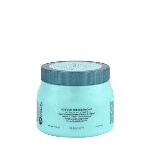 Kerastase Résistance Masque Extentioniste 500ml - Haarmaske zur Stärkung der Haarfaser und Reduzierung von Haarbruch