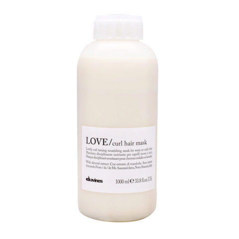 Davines Essential haircare Love curl hair mask 1000ml - lockiges Haar Maske
