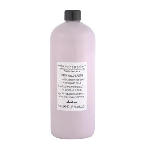 Davines YHA Prep mild cream 900ml - Nährender Conditioner