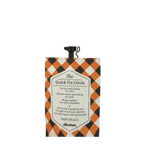 Davines The circle chronicles The Quick fix circle 50ml - schnelle Multifunktionsmaske