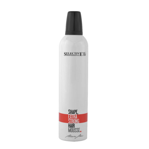 Selective Artistic flair Shape Extra strong Hair Mousse 400ml - extra starkes Mousse