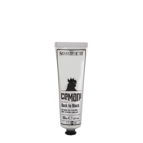 Selective Cemani Back to black 150ml - reversibles schwarzes Gel