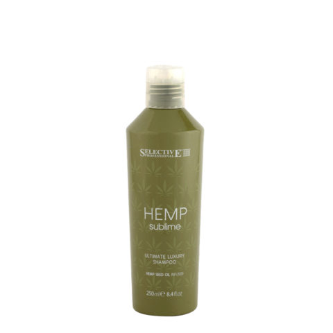Selective Hemp sublime Ultimate luxury Shampoo 250ml - mit Hanföl