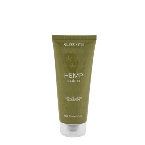 Selective Hemp sublime Ultimate luxury Conditioner 200ml - Hanfsamenöl Conditioner