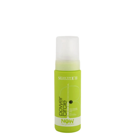 Selective Now Curl Power Circle 150ml - lockiges volumizing Oko-Mousse