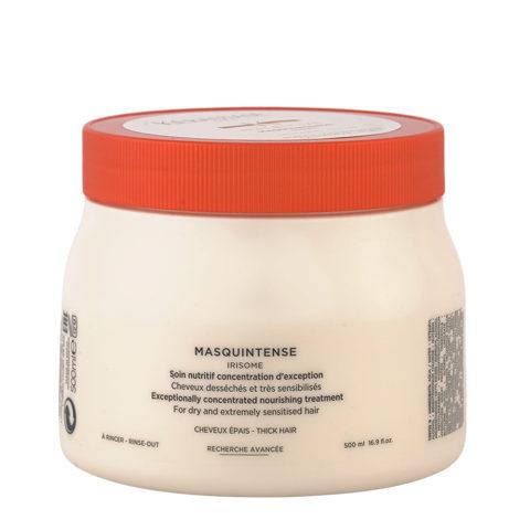 Kerastase Nutritive Masquintense thick hair 500ml - reichhaltige Pflegemaske für kräftiges und trockenes Haar