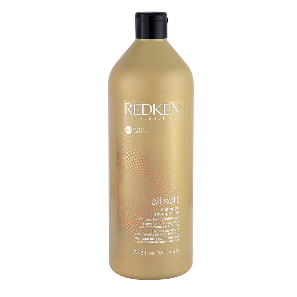 Redken All soft Shampoo 1000ml