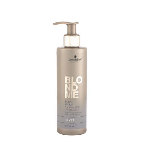 Schwarzkopf Blond Me Instant Blush Ice 250ml - Instant Silber blush