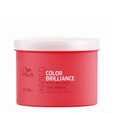 Wella Invigo Color Brilliance Vibrant Color Mask 500ml