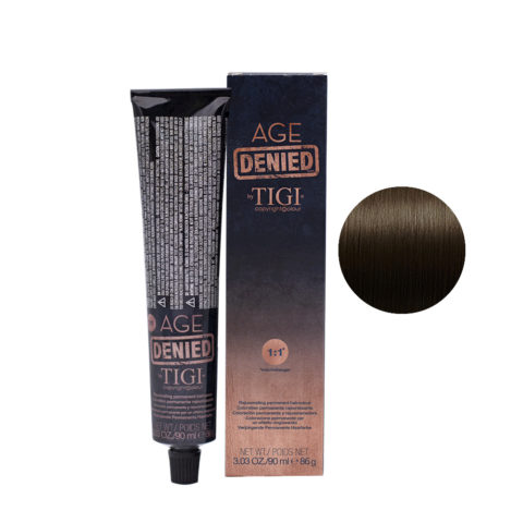 3/0 Dunkelbraun natur Tigi Age Denied 90ml