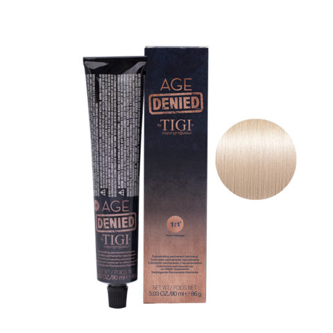 10/32 Extra helles blond gold violett Tigi Age Denied 90ml