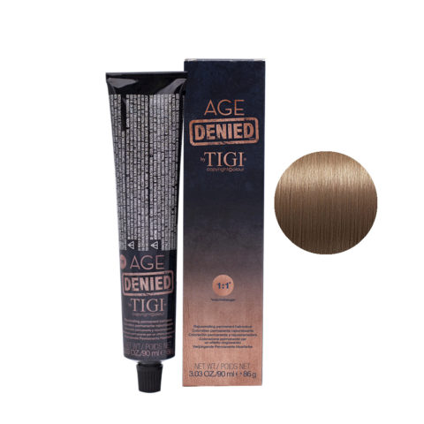 8/32 Hellblond gold violett Tigi Age Denied 90ml