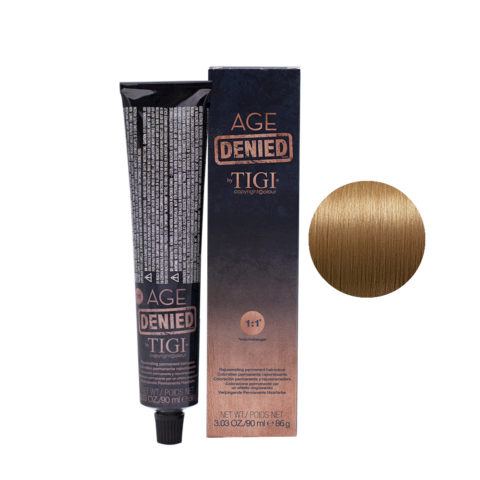 8/34 Hellblond gold kupfer Tigi Age Denied 90ml