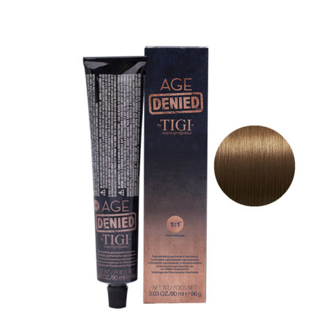 7/3 Golden blonde Tigi Age Denied 90ml - mittelblond gold