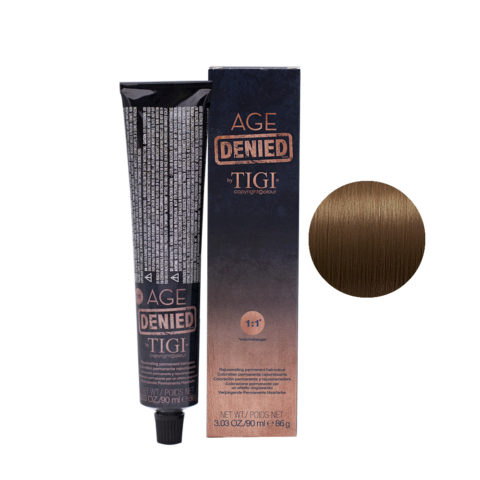 6/32 Dunkelblond gold violett Tigi Age Denied 90ml