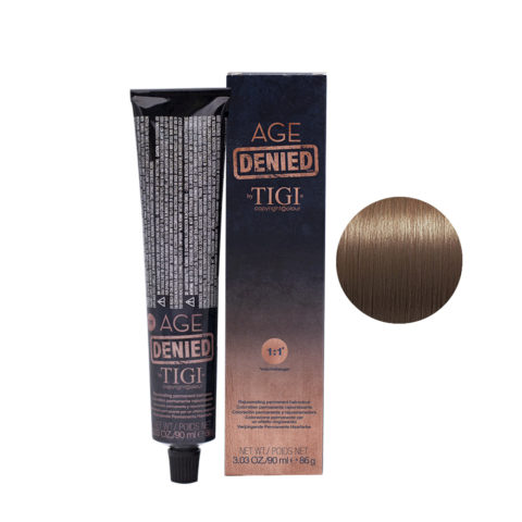 6/30 Dunkelblond gold natur Tigi Age Denied 90ml