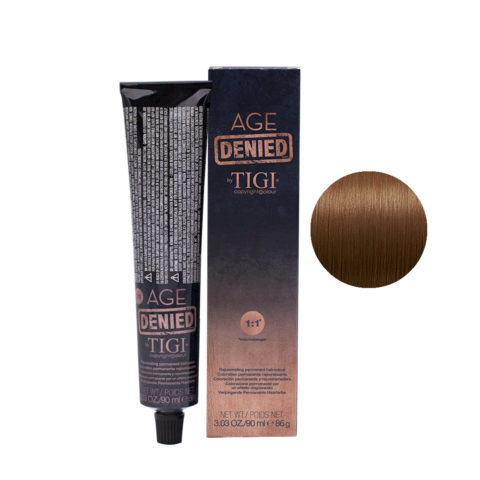 6/34 Dunkelblond gold kupfer Tigi Age Denied 90ml