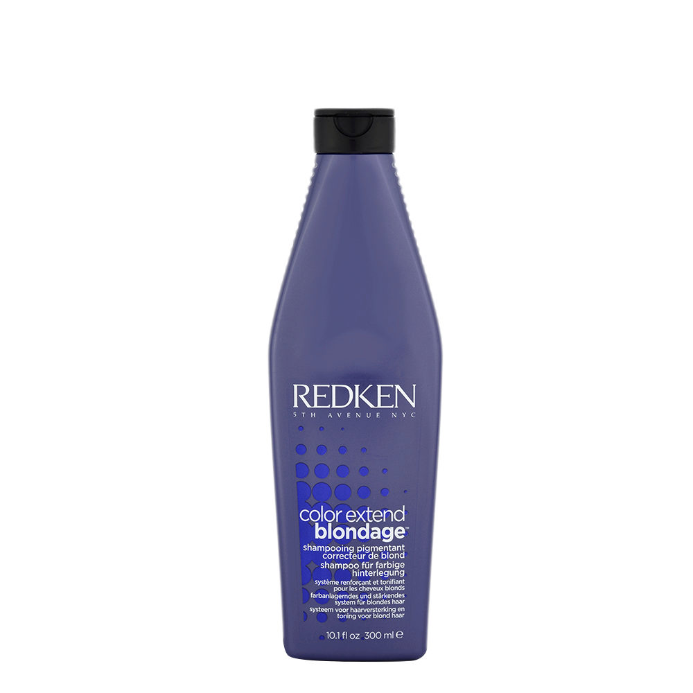 Redken Color extend Blondage Shampoo 300ml - shampoo blondes haar