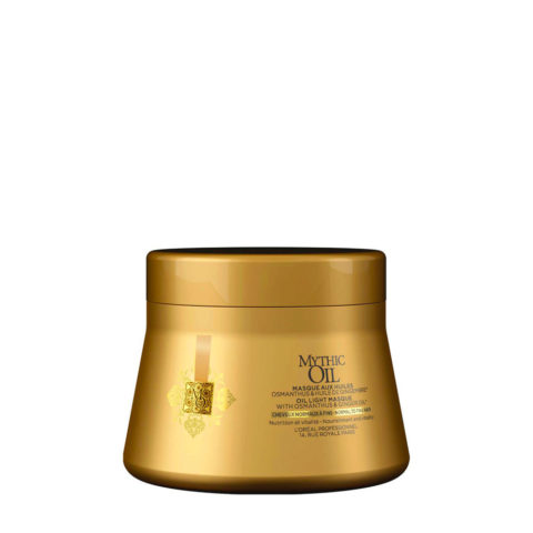 L'Oreal Mythic oil Light masque Normales bis feines Haar 200ml