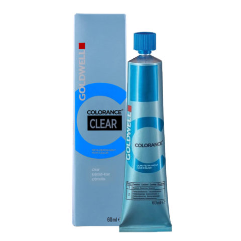 CLEAR Kristall-klar Goldwell Colorance tb 60ml