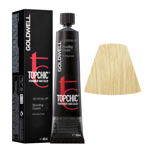 BLOCR Blond creme Goldwell Topchic Special lift tb 60ml