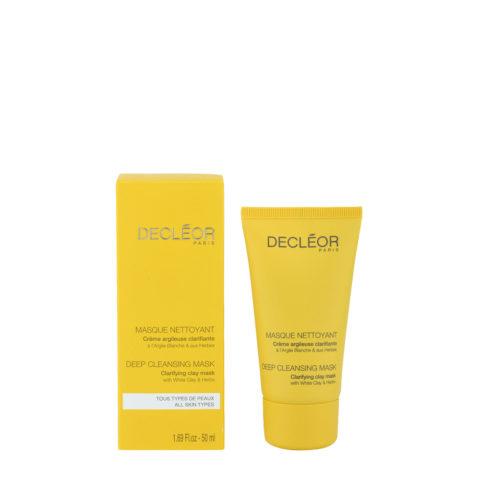 Decléor Aroma Cleanse Masque Nettoyant 50ml - tiefe Reinigungsmaske