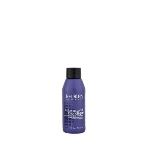 Redken Color extend Blondage Shampoo 50ml - shampoo blondes haar