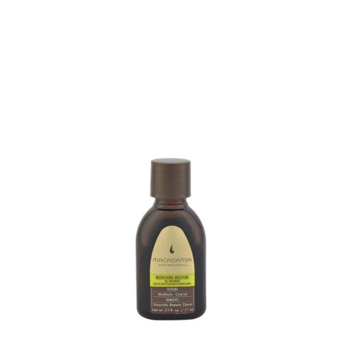 Macadamia Nourishing moisture Oil treatment 27ml - Pflegendes- feuchtigkeitsspendendes Haaröl