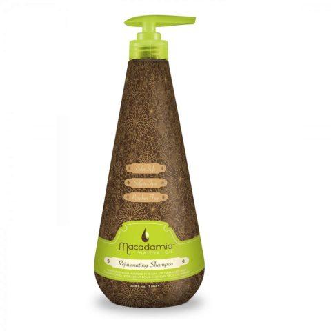 Macadamia Rejuvenating shampoo 1000ml - Feuchtigkeit-Pflegeshampoo mit Macadamiaöl