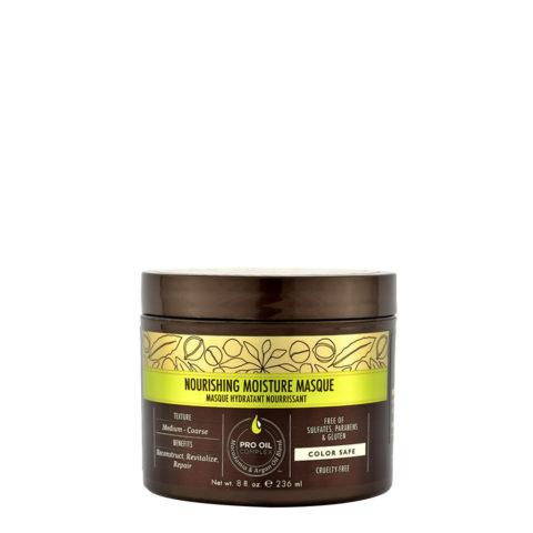 Macadamia Nourishing moisture Maske 236ml - Feuchtigkeits- und reichhaltige Maske für mittleres bis dickes Haar