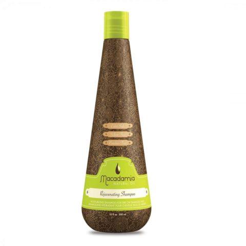Macadamia Rejuvenating shampoo 300ml - Feuchtigkeit-Pflegeshampoo mit Macadamiaöl