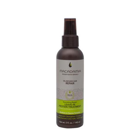 Macadamia Nourishing Protein Serum für geschädigtes Haar Ohne Spülung 148ml
