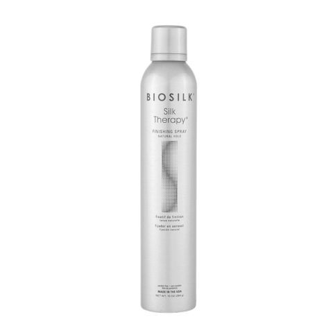 Biosilk Silk Therapy Styling Finishing Spray Natural Hold 284gr - mittlerer Lack